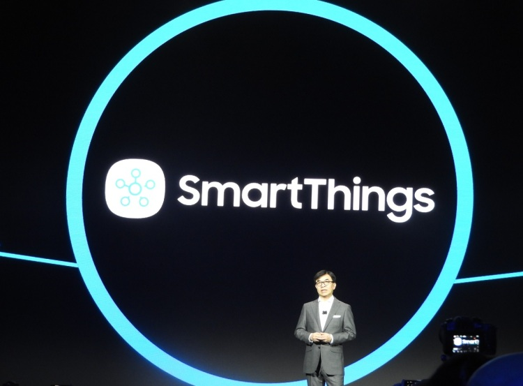 Samsung's SmartThings will make many devices from multiple vendors compatible.