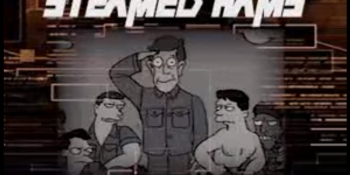 Steamed Hams from 'The Simpsons' is better with Metal Gear Solid
