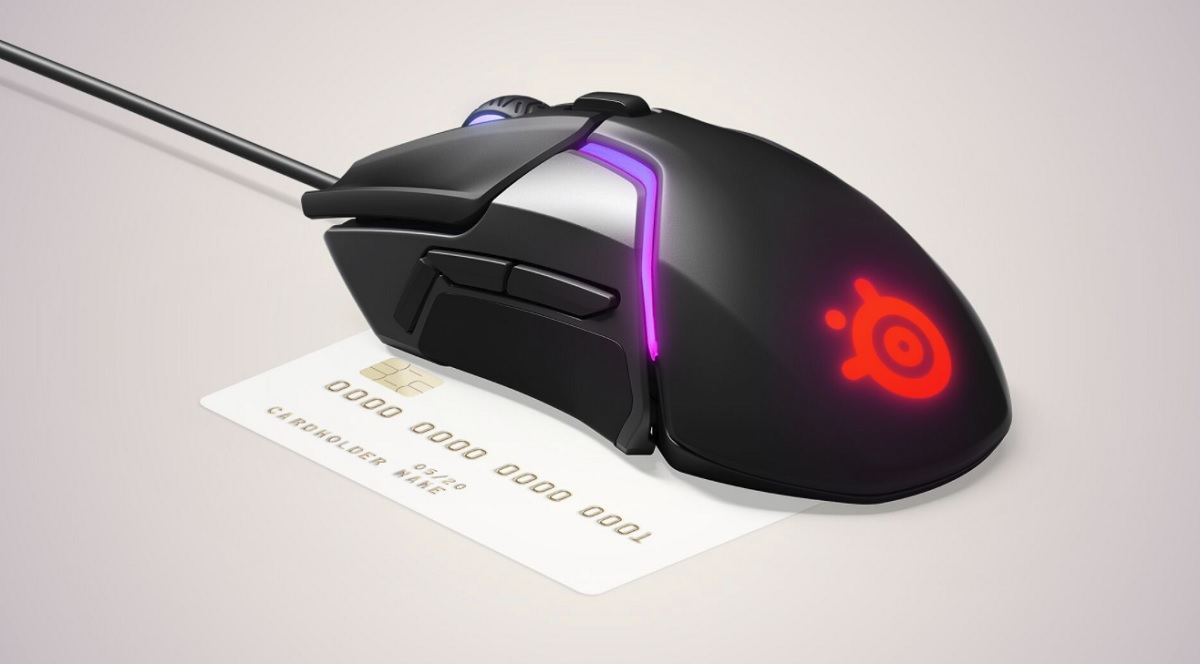 SteelSeries unveils Rival 600 gaming mouse