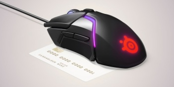 SteelSeries launches Rival 600 mouse for competitive gamers