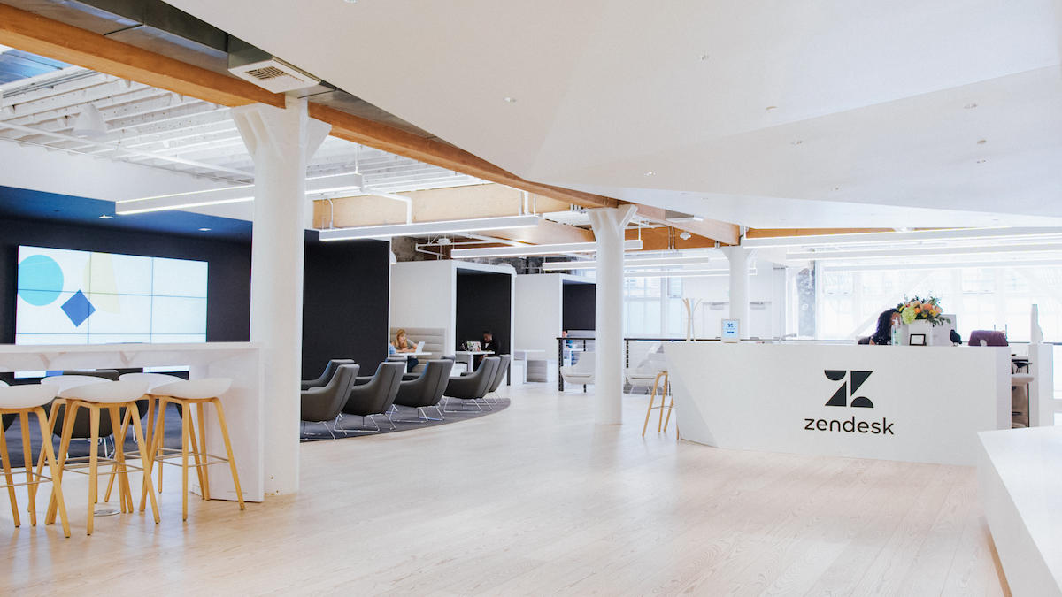 Zendesk Suite packs all the company's customer service