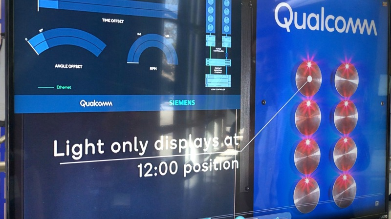Qualcomm shows Snapdragon X24 2Gbps LTE modem, 5G-enabled
