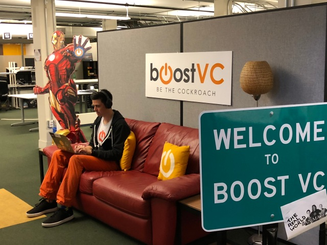 photo image Adam Draper's Boost VC closes new fund to become the 'Y Combinator of sci-fi startups'