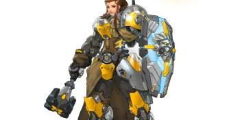 Blizzard gives Overwatch a new hero: Brigitte