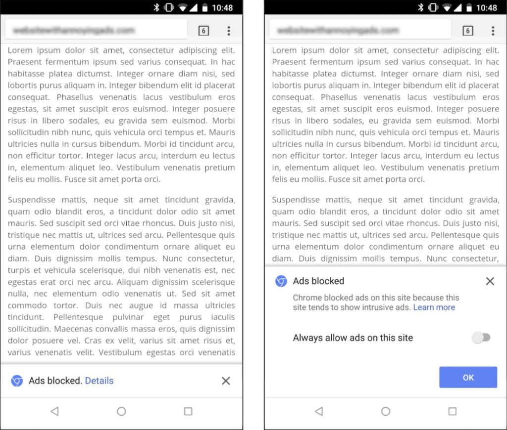 Google details how Chrome will block ads | VentureBeat
