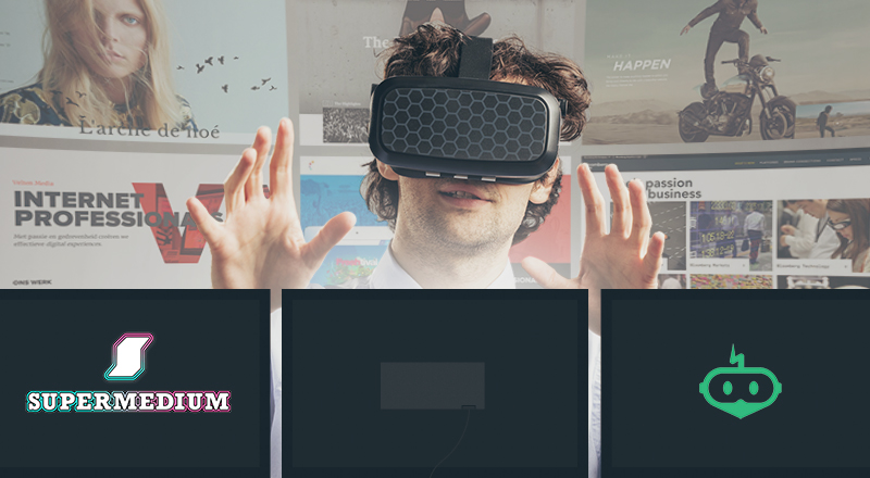 VR browsers are key to a more immersive web