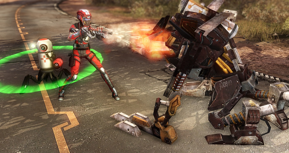 Defiance Is Getting A Reboot From Trion Worlds Without The
