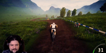 Descenders is Spelunky with bicycles