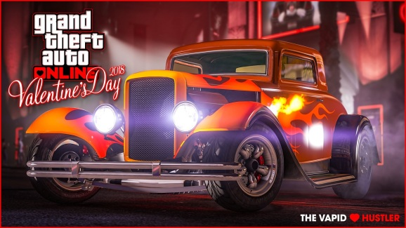 The Vapid Hustler from Grand Theft Auto Online.