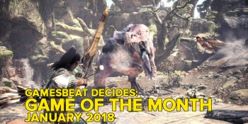 GamesBeat Decides: January 2018's best game