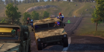 H1Z1 exits Early Access with the Auto Royale vehicle-only mode