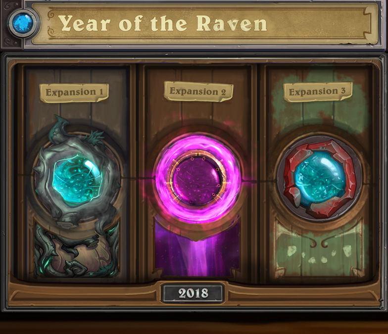 Hearthstone: Hearthstone's Year Of The Raven Will Change Cards And