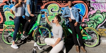 LimeBike pedals to $70 million additional funding