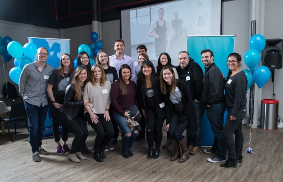 How startups are changing their approach to distributed teams as big above classpass employees at the companys newly opened missoula montana office malvernweather Choice Image