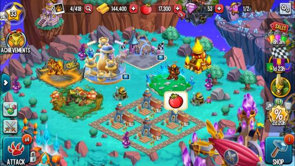Dragon City And Monster Legends Show Take Two S Strategy