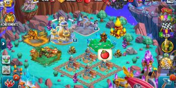 Dragon City and Monster Legends show Take-Two's strategy works on mobile, too