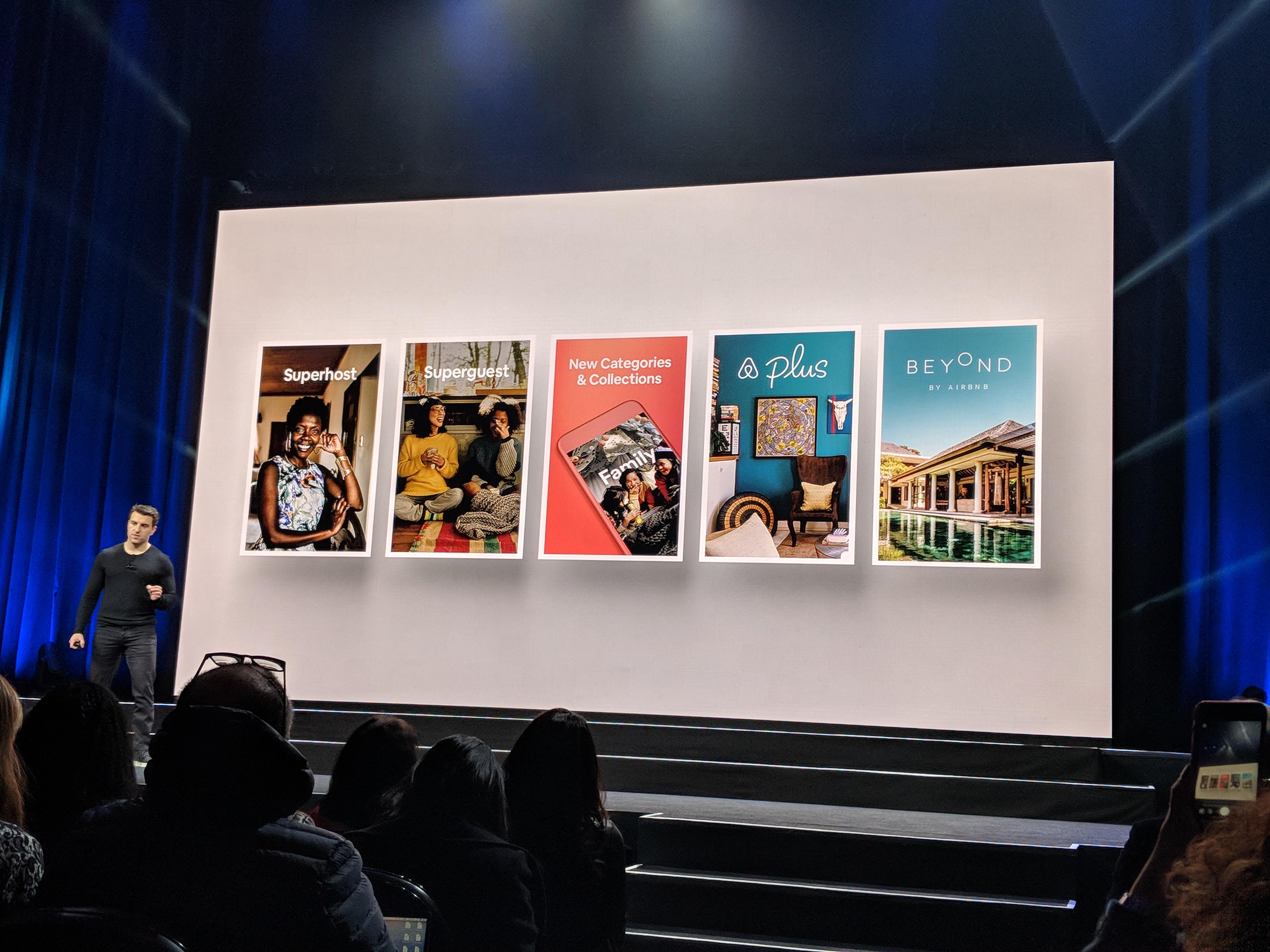 Airbnb debuts premium Plus program and new listing