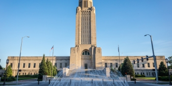 Nebraska considers blockchain and cryptocurrency legislation