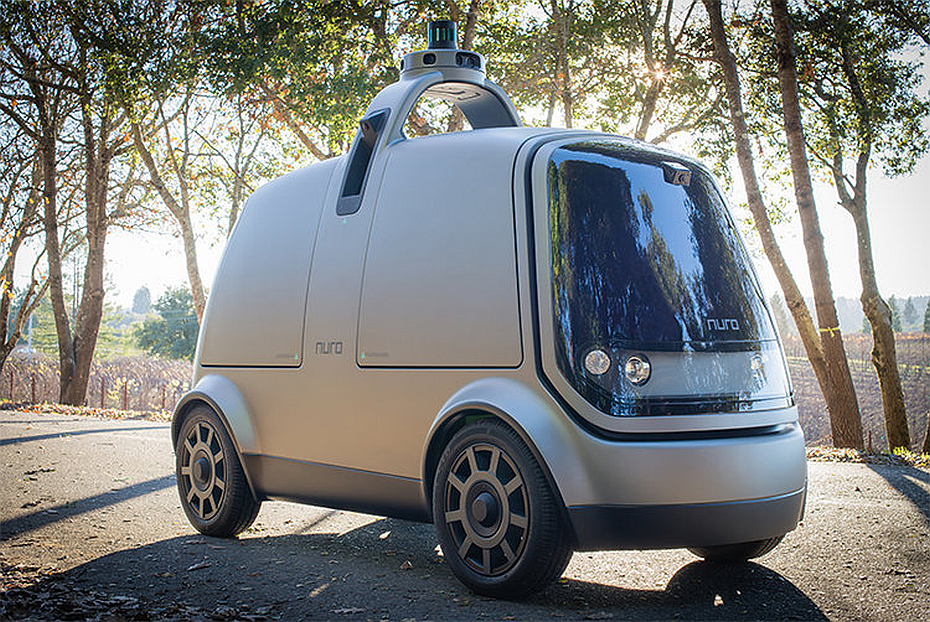 Nuro partners with Kroger for autonomous grocery deliveries in the U.S.
