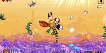 Octogeddon review — who knew that fighting as a giant octopus could be this fun?