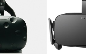 Rift and Vive.