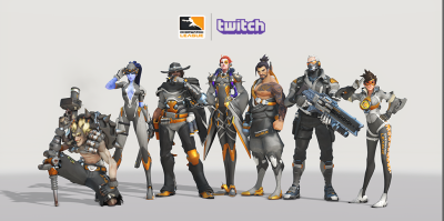 Overwatch League will reward Twitch viewers with tokens for