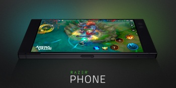 Razer Phone review — even better with HDR