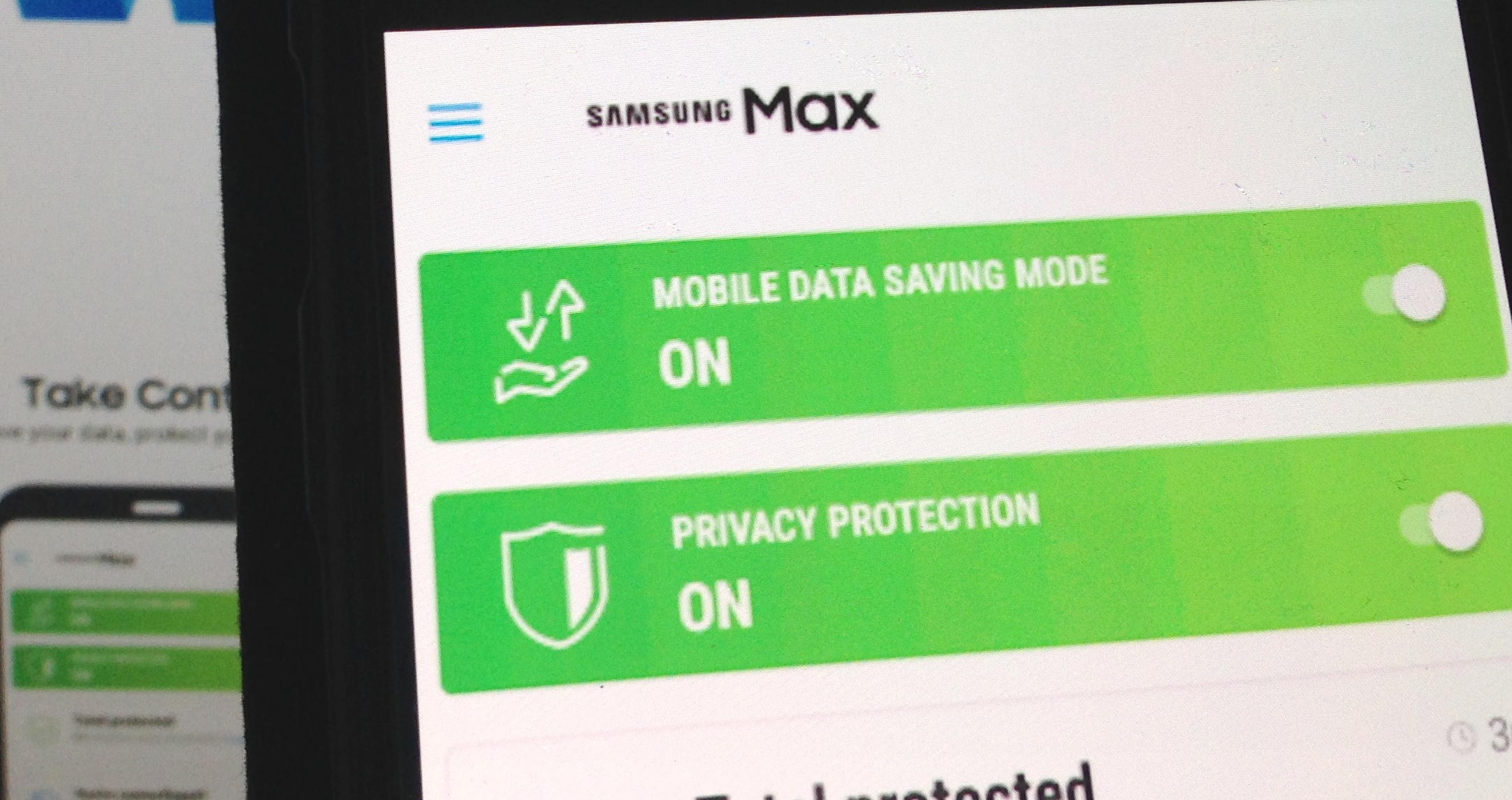 Samsung Max app launched; comes with 'Data Saving Mode' and 'Privacy Protection'