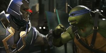Teenage Mutant Ninja Turtles bring heroes in a half-shell to Injustice 2