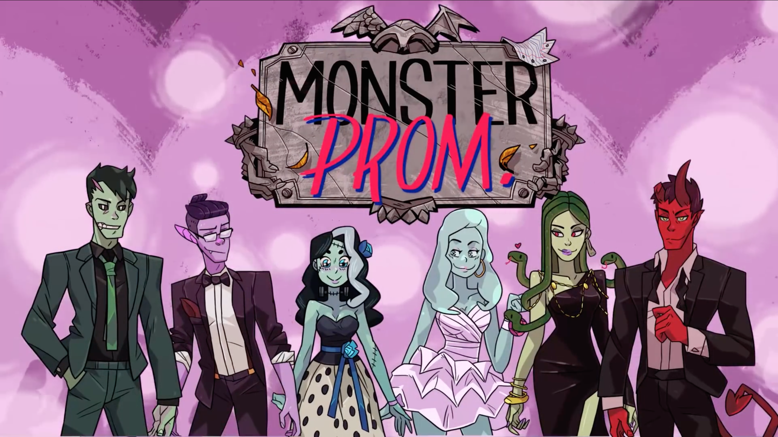 Monster high dating simulator 2018 date