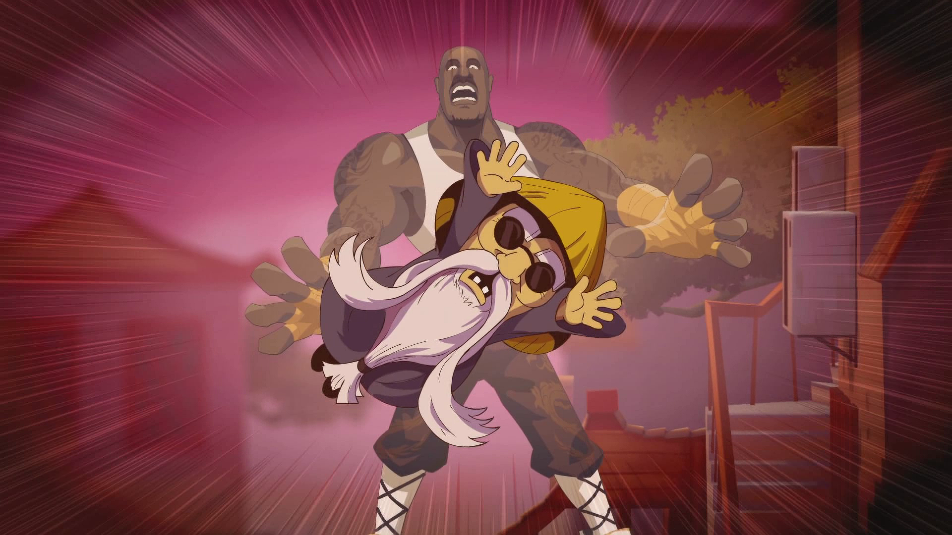 Shaq Fu: A Legend Reborn Gets a Physical Release This Spring