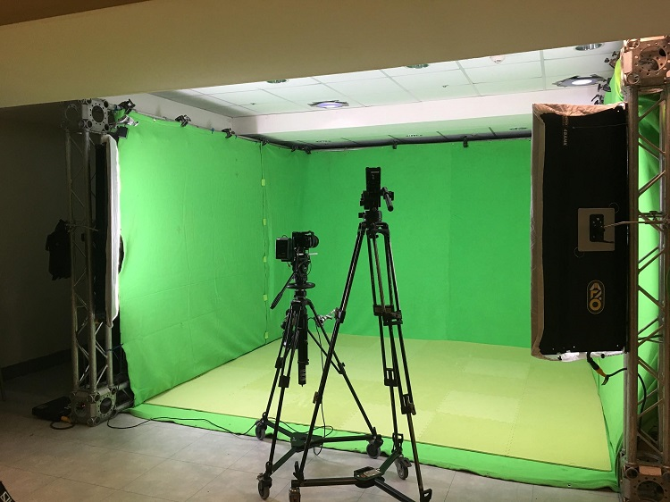 Sharing VR Through Green Screen Mixed Reality Video | VentureBeat