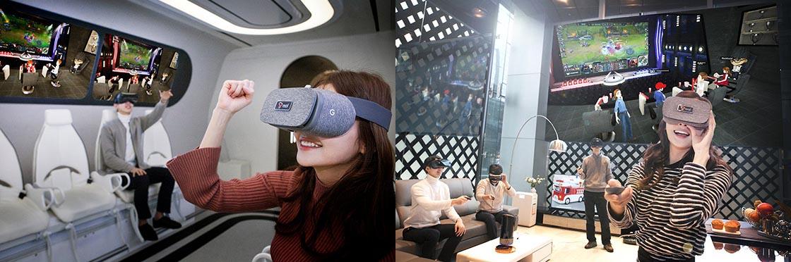 SK Telecom will demo 5G social VR, self-driving cars, and hologram AI at MWC 2018