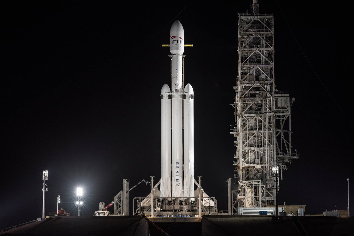Historic rocket launch will boost the USA space program and Florida's economy