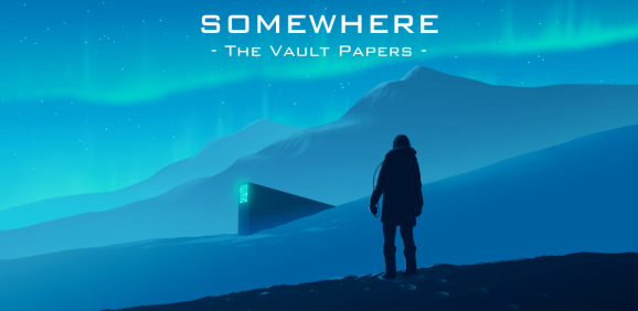 Somewhere: The Vault Papers's conspiracy plays out in texts and on Google Maps