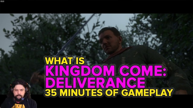 photo image Kingdom Come: Deliverance — crime doesn't pay … except when solving RPG quests