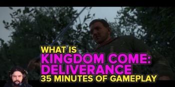 Kingdom Come: Deliverance — crime doesn't pay … except when solving RPG quests