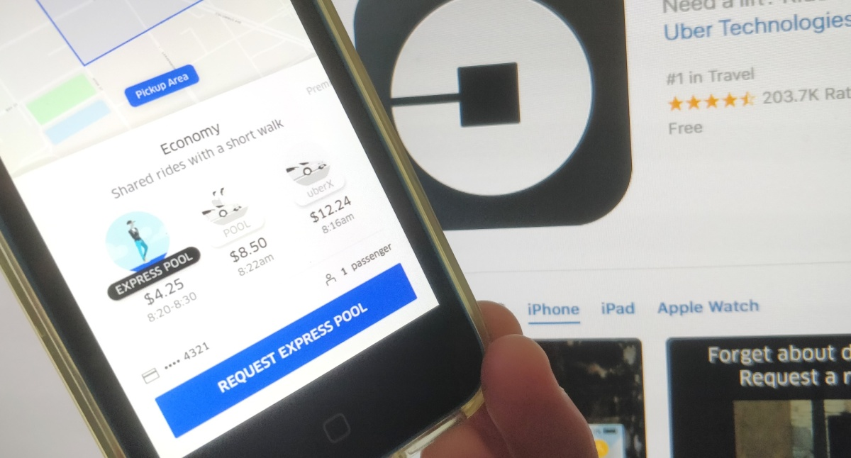 photo of Uber plans to kick off IPO in April image