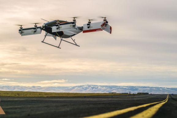 Bosch unveils sensor box designed for autonomous air taxis