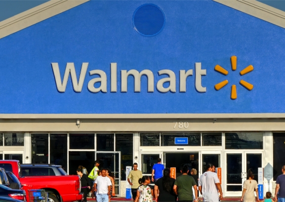 Meridian neighbors celebrate Walmart grand opening