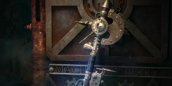 Warhammer 40,000: Mechanicus debuts with high-tech, turn-based combat this year
