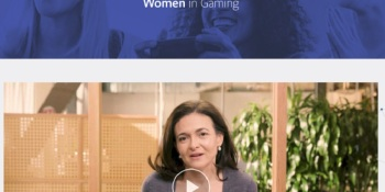 Facebook launches Women in Gaming initiative