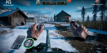World of Tanks VR blasts into SynthesisVR arcades on September 13