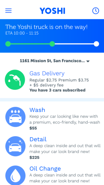 Car Wash Austin >> GM and ExxonMobil lead $13.7 million investment in on-demand car care startup Yoshi | VentureBeat