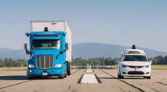 Waymo pilots self-driving cargo trucks for Google's Atlanta datacenters