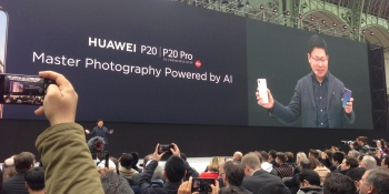 Huawei tries to send message to U.S. consumers with P20 launch: Look what you're missing!