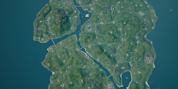 PUBG Corp. shows off smaller map, which hits public testing in April