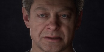 Epic Games demos the digital version of actor Andy Serkis