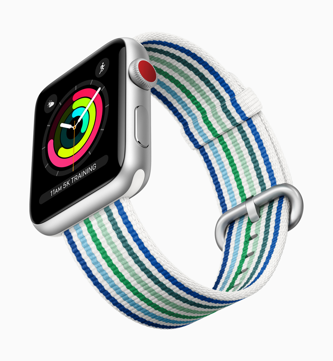 Apple Unveils New Apple Watch Bands for Spring