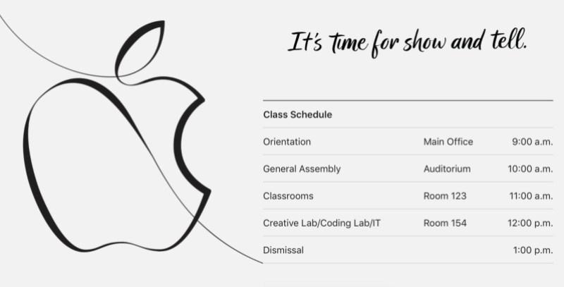 Apple announces Classroom for Mac, Schoolwork for iOS, and